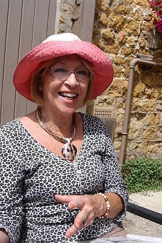Gail Isaac. 2011 Castle Cary