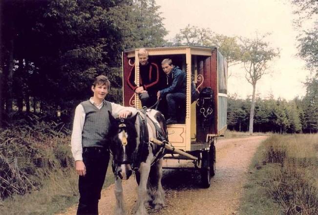 Chilton Cantelo School Gypsy Caravan