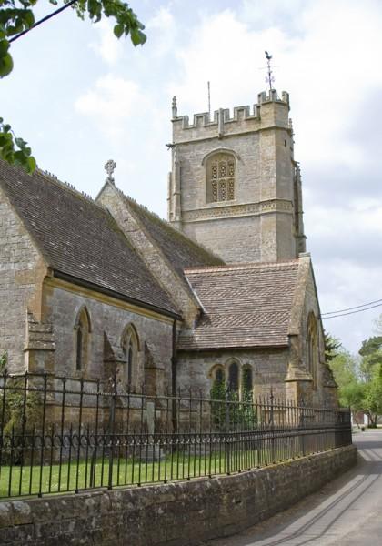 St James Church Chilton Cantelo