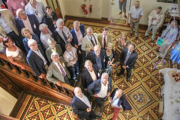 Chilton Cantelo School Oldies 2012 Reunion
