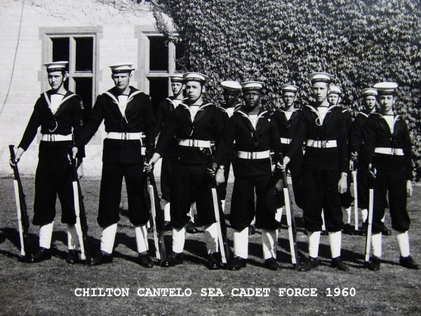 1960 Chilton Cantelo School Sea Cadets