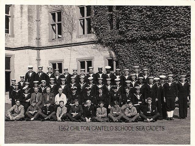 1962 Chilton Cantelo School Sea Cadets