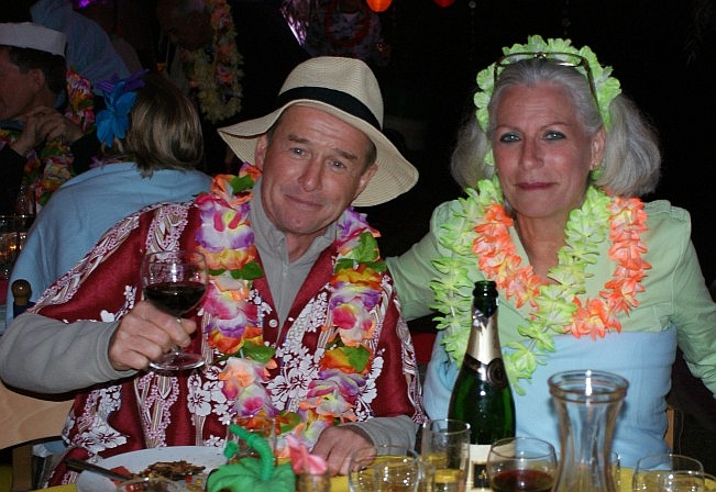 "2012 Jerry and Miffy Graves at my ""South Pacific"" 60th in September"