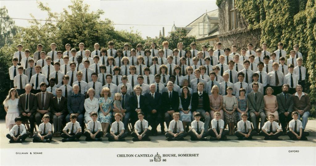 Chilton Cantelo School 1986