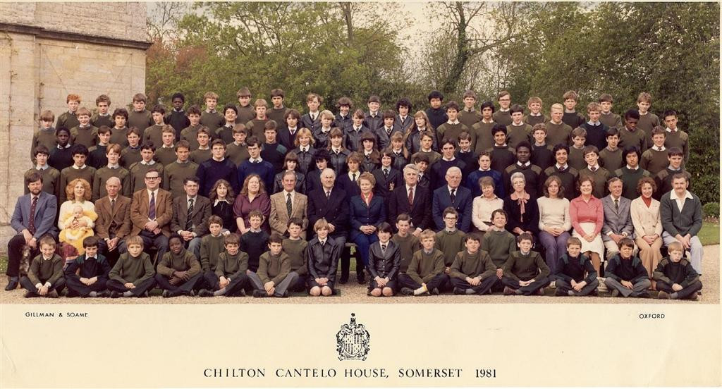 Chilton Cantelo School 1981