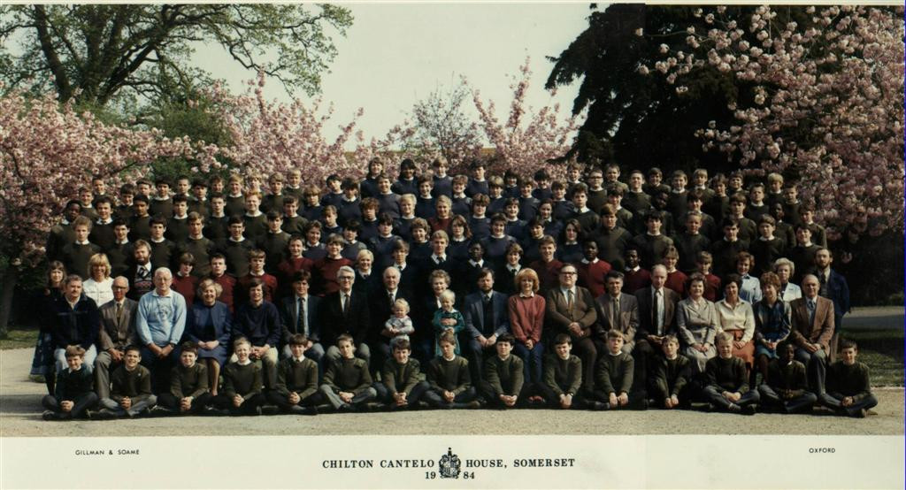 Chilton Cantelo School 1984