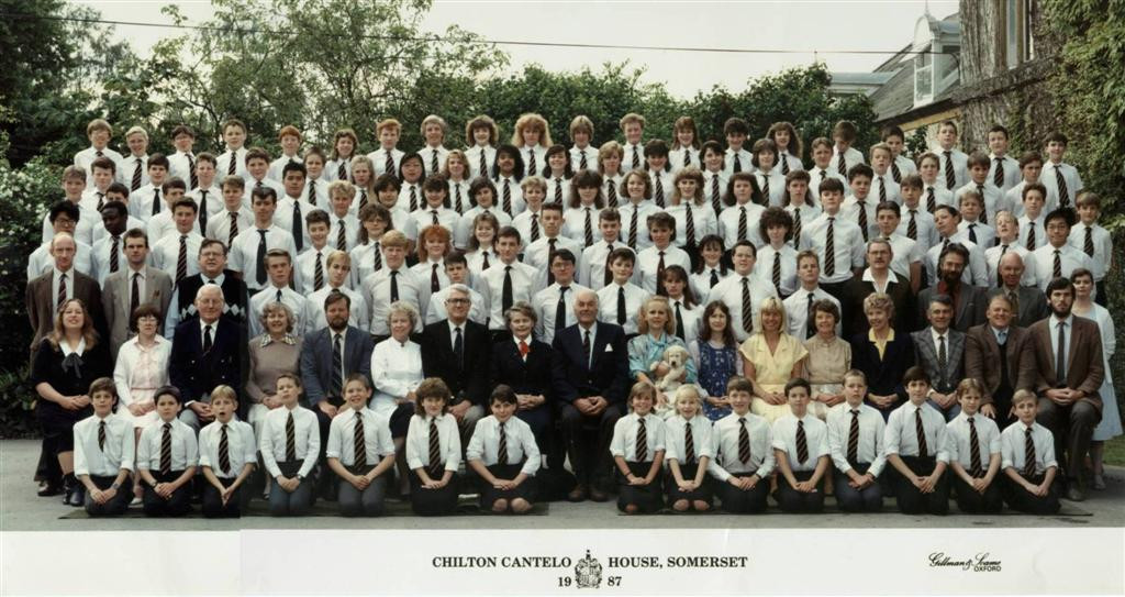 Chilton Cantelo School 1987