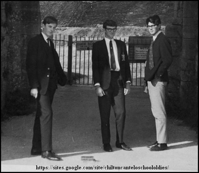 Hugh Joscelyne Papadopulos Corfe Castle 1962–1963ish