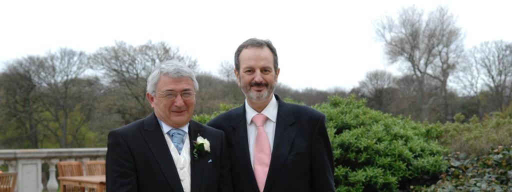 Edward Lutley a Nick Harris
